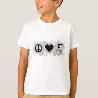Gymnastics (Bars) T-Shirt