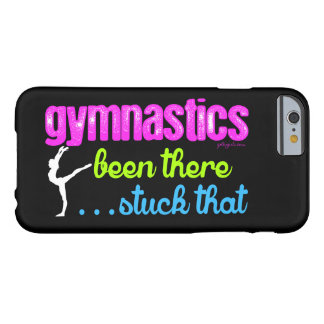 Gymnastics - Been there stuck that.... Barely There iPhone 6 Case