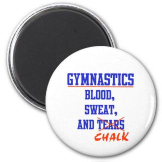 Gymnastics BS&C Magnet
