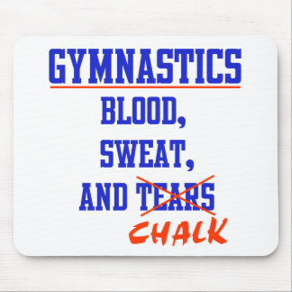 Gymnastics BS&C Mouse Pad