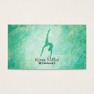Gymnastics Business Cards