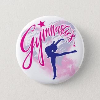 Gymnastics Button