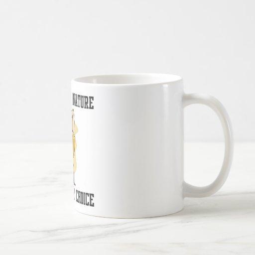 Gymnastics By Choice Coffee Mugs