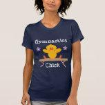 Gymnastics Chick T-shirt