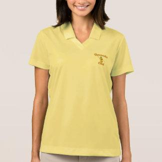 Gymnastics Chick Polo Shirt