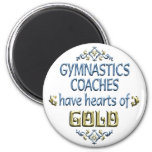 Gymnastics Coach Appreciation Magnet