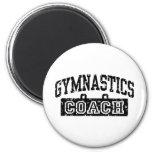 Gymnastics Coach Fridge Magnets