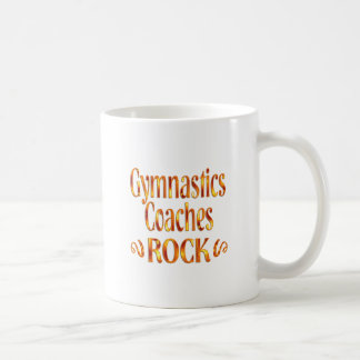 Gymnastics Coaches Rock Coffee Mug