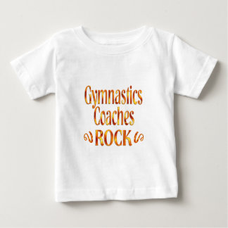 Gymnastics Coaches Rock Tees