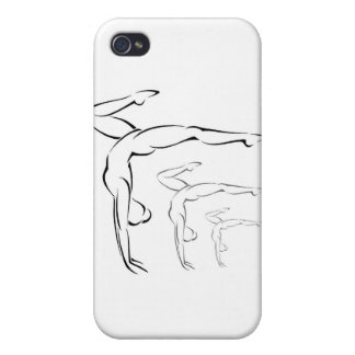 Gymnastics Covers For iPhone 4