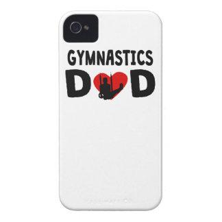 Gymnastics Dad iPhone 4 Case-Mate Case