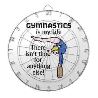 Gymnastics Dart Board
