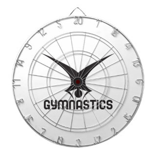 GYMNASTICS DARTBOARD