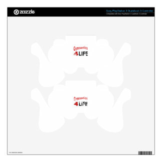 Gymnastics For Life PS3 Controller Skin