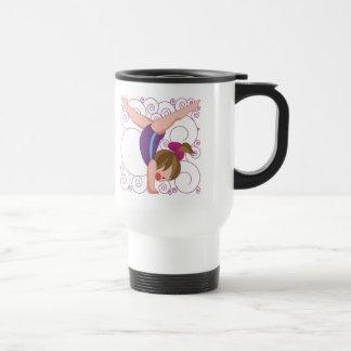 Gymnastics Gift Travel Mug