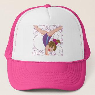 Gymnastics Gift Trucker Hat