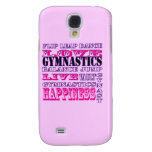 Gymnastics Gifts for Gymnasts Galaxy S4 Cases