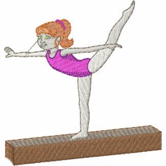Gymnastics Girl Jacket