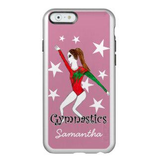 Gymnastics girl incipio feather shine iPhone 6 case