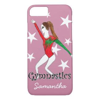 Gymnastics girl iPhone 8/7 case