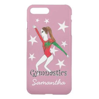 Gymnastics girl iPhone 8 plus/7 plus case