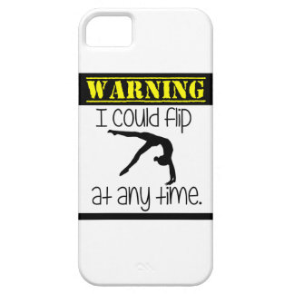 Gymnastics I Could Flip At Anytime iPhone 5s Case