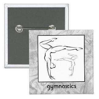 Gymnastics II Pin