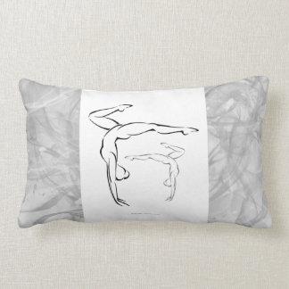Gymnastics II Pillow