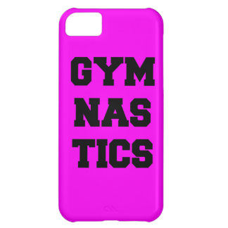 Gymnastics in Pink iPhone 5C Cover