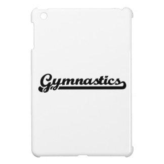 Gymnastics iPad Mini Cases