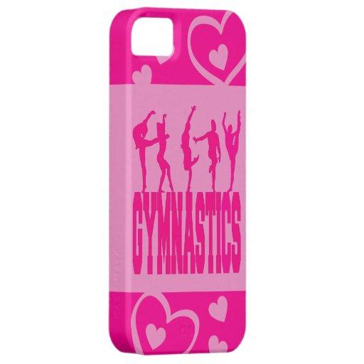 Gymnastics iPhone 5 Cases : Zazzle