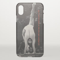 gymnastics iPhone x case