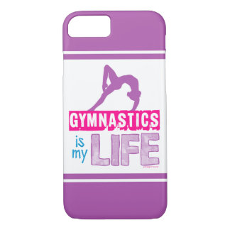 Gymnastics Is My Life iPhone 8/7 Case