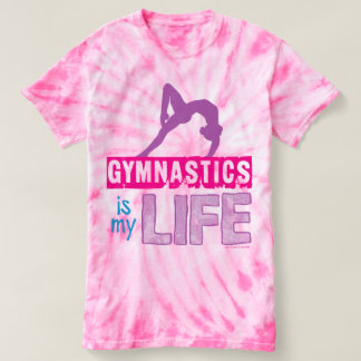 Gymnastics Is My Life T-shirt