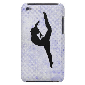 Gymnastics  iTouch Case Barely There iPod Covers