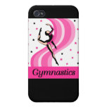 Gymnastics Leap Case For iPhone 4
