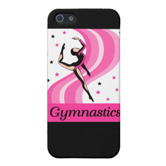 Gymnastics Leap iPhone 5 Cover