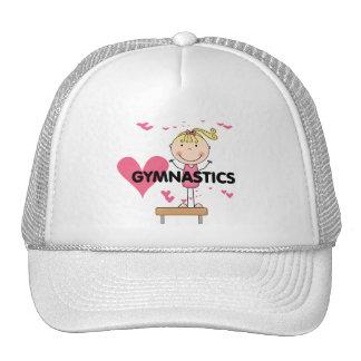GYMNASTICS - Love Gymnastics Tshirts and Gifts Trucker Hat