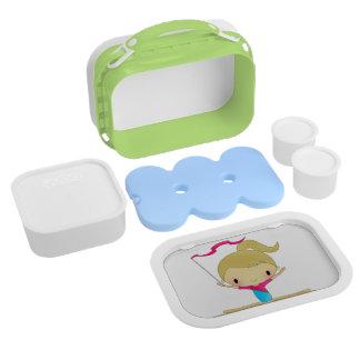 Gymnastics lunchbox