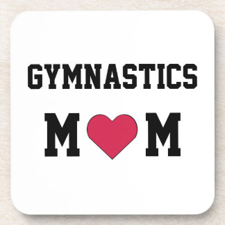 Gymnastics Mom Drink Coaster