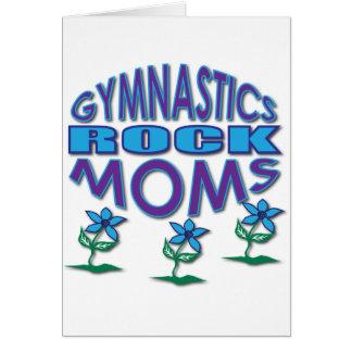 Gymnastics Mom Gifts Card