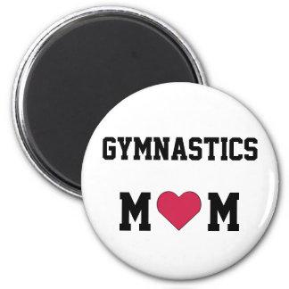 Gymnastics Mom Refrigerator Magnets