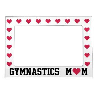 Gymnastics Mom Magnetic Frames
