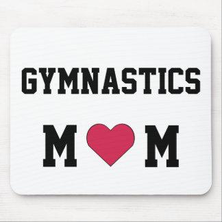 Gymnastics Mom Mouse Pad