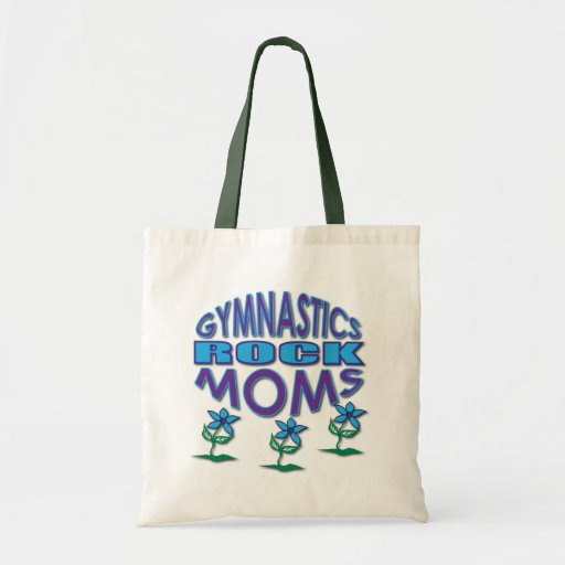 Gymnastics Moms Rock Bag