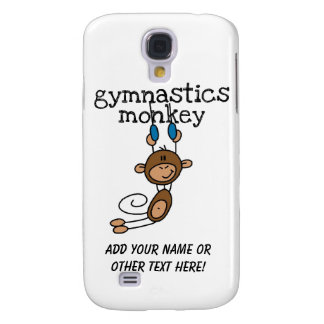 Gymnastics Monkey Galaxy S4 Cover