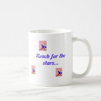 Gymnastics motivational mug