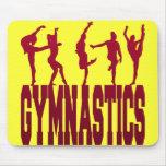 Gymnastics Mouse Pads