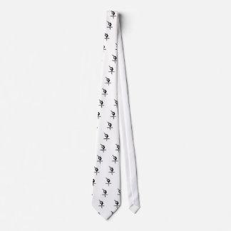 Gymnastics Neck Tie