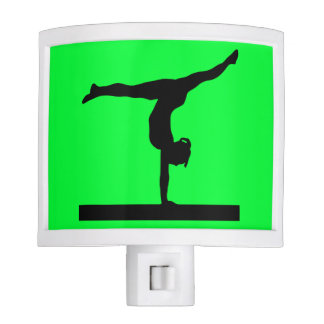 gymnastics nightlight night light
